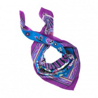MR blue knot