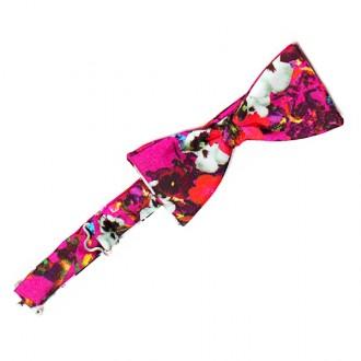 autumn bow tie