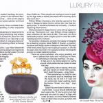 The Herald, Luxury Magazine, April 2014