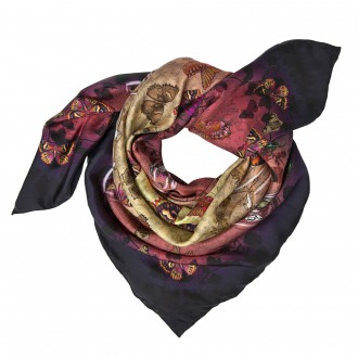 Entomology Scarf knot
